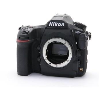 《並品》Nikon D850 ボディ