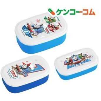 日本製 きかんしゃトーマス 入れ子式 お弁当箱 3コセット 大、中、小 SP-31 ( 1セット )