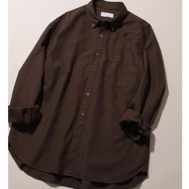 [マルイ] フィンクスコットン オーバーサイズBDシャツ/アダム エ ロペ(メンズ)(ADAM ET ROPE')