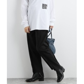 JOURNAL STANDARD 【BOWWOW / バウワウ】 NSIDE OUT WORK PANTS:パンツ ブラック S