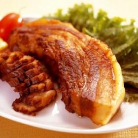 焼き豚P 焼豚バラ肉 400g(元祖醤油ダレ+あっさりゆずダレセット)YP-B400