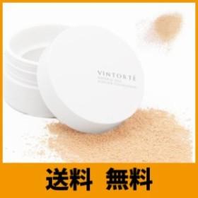VINTORTE ミネラルファンデーション ヴァントルテ ミネラルファンデ シルク/ライトベージュ 標準のお肌 v_msf-2