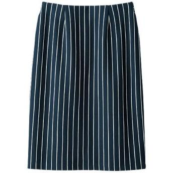 60%OFF【レディース】 カットソータイトスカート - セシール ■カラー:ネイビー系 ■サイズ:S(総丈58),M(総丈58)