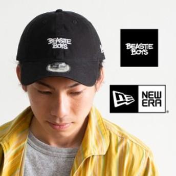 【 NEW ERA ニューエラ 】9THIRTY LIVE NATION BEASTIE BOYS ロゴ ストラップ キャップ 121107 / 930 ライブネーション ビースティーボー