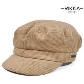 キャップ RIKKA FEMME リッカファム TF-10035 MARIN CAP マリンキャップ 帽子 キャスケット GGF H27