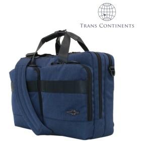 トランスコンチネンツ ビジネスバッグ 3WAY メンズ TC-4892 TRANS CONTINENTS | リュック ブリーフケース