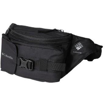 コロンビア(Columbia) ポポダッシュヒップバッグ ブラック PU8062 010 アウトドア ウエストポーチ 鞄