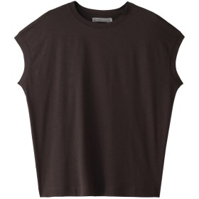 Chaos カオス CRアームレットTシャツ ブラウン