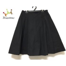 エムズグレイシー M'S GRACY スカート サイズ38 M レディース 黒 新着 20190827