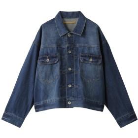 ROSE BUD ローズバッド 【B.B】デニムジャケット ブルー