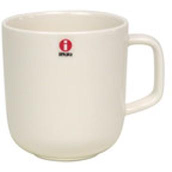 イッタラ ラーミ 330ml マグカップ ホワイト RAAMI iittala