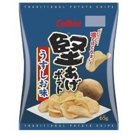 堅あげポテト うすしお味 ( 65g )/ カルビー 堅あげポテト