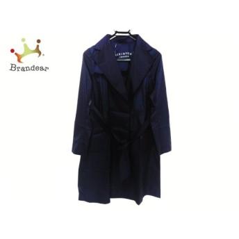 マッキントッシュ MACKINTOSH コート サイズ38 M レディース 美品 ネイビー レインコート 新着 20190827