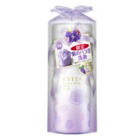 【数量限定】EVITA BOTANIC VITAL(エビータ ボタニバイタル) ビューティホイップソープ (ローズ&グレープの香り) 150g Kanebo