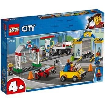レゴジャパン 3台のクルマつき!ガソリンスタンド 60232 レゴ シティ