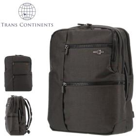 トランスコンチネンツ リュック メンズ TC-4895 TRANS CONTINENTS | リュックサック ビジネス