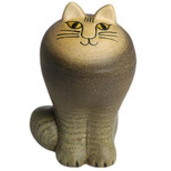 リサ・ラーソン 猫 キャットマヤ グレー 動物 Cat Maya 1151002 ネコ・陶器・北欧・オブジェ Lisa Larson リサラーソン