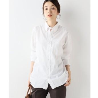 【スピック&スパン/Spick & Span】 INDIVIDUALIZED SHIRTS 別注ボタンダウンシャツ