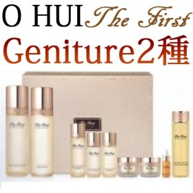 [LG生活健康]韓国コスメ/オフィザ・ファーストジェナチュア2種企画/O HUI The First Geniture set/エッセンスクリームアイクリーム追加/毛穴