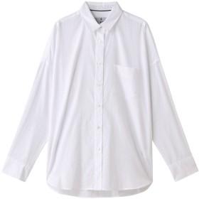 Curensology カレンソロジー BIGシャツ ホワイト