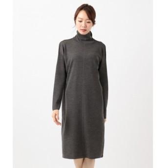 ICB / アイシービー Fine Wool ワンピース