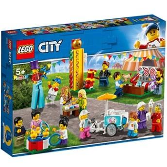 レゴジャパン ミニフィグセット 〓 楽しいお祭り 60234 レゴ シティ