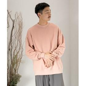 【33%OFF】 センスオブプレイス Good wear スウェットシャツ メンズ PINK M 【SENSE OF PLACE】 【セール開催中】