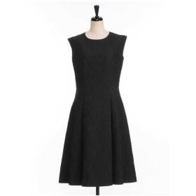 LESTERA / タペストリー柄ジャガードドレス