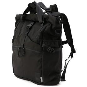 シップス THE BROWN BUFFALO: ヘルメット バックパック メンズ ブラック ONESIZE 【SHIPS】