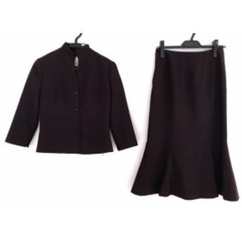 シビラ Sybilla スカートセットアップ サイズM レディース ボルドー ロングスカート【中古】20190826