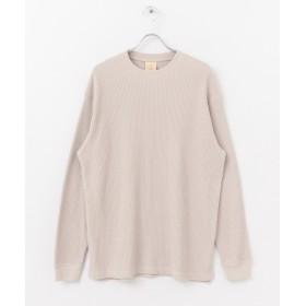 [マルイ] メンズTシャツ(【別注】Good wear ワッフルTシャツ)/センスオブプレイスバイアーバンリサーチ(メンズ)(SENSE OF PLACE )