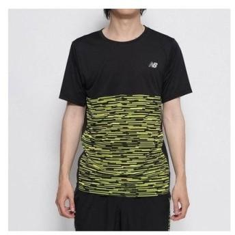 ニューバランス new balance メンズ 陸上/ランニング 半袖Tシャツ AMT93192 AMT93192