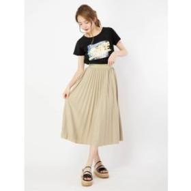 【SALE/送料無料】【CECIL McBEE:スカート】プリーツスカート