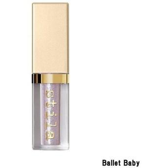 スティラ グリッター&グロウ リキッドアイシャドウ Ballet Baby 4.5ml [ Stila ]- 定形外送料無料 -