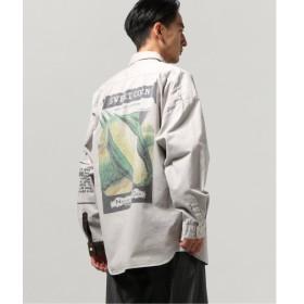 [マルイ] メンズシャツ(RE. MATE×NICHE /リマイト×ニッチ Vegetables シャツ)/ジャーナルスタンダード(メンズ)(JOURNAL STANDARD MEN'S)