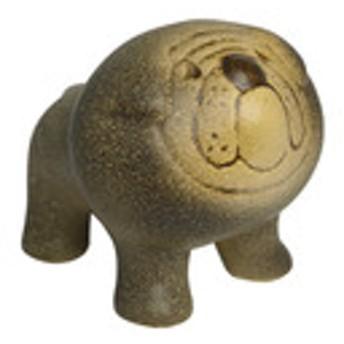リサ・ラーソン ミニケンネル ブルドッグ(小) Mini Kennel Bulldog 1310502 LisaLarson リサラーソン