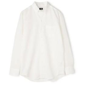 (Men's Bigi/メンズビギ)《DOTAIR》ボタンダウンシャツ/メンズ ピンク