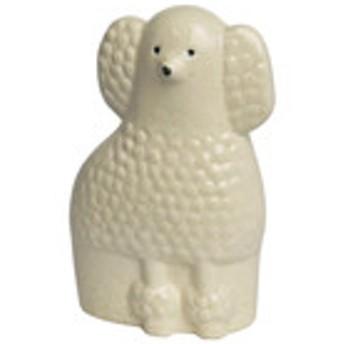 リサ・ラーソン プードル ミニ ミニケンネル ホワイト Mini Kennel Poodle 1310400 LisaLarson リサラーソン