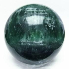 3Kg 蛍石 グリーンフローライト 丸玉 スフィア 123mm [送料無料] 161-166