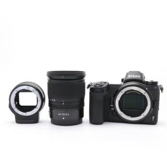 《美品》Nikon Z6 24-70 + FTZマウントアダプターキット