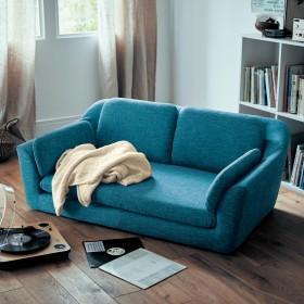 【不要家具引取りサービス】脚が外せる北欧風ソファー