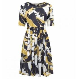ヌガーロンドン Nougat レディース ワンピース ワンピース・ドレス Myrtle Tie Belt Dress black multi