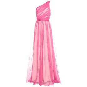 《セール開催中》RELISH レディース ロングワンピース&ドレス フューシャ M ポリエステル 100%