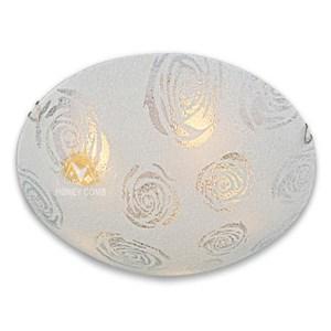 HONEY COMB 玫瑰花紋吸頂燈二燈 TA4306D