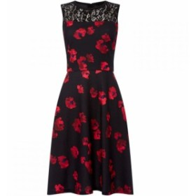 ダナ キャラン ニューヨーク DKNY レディース ワンピース ワンピース・ドレス Floating petals dress Multi-Coloured