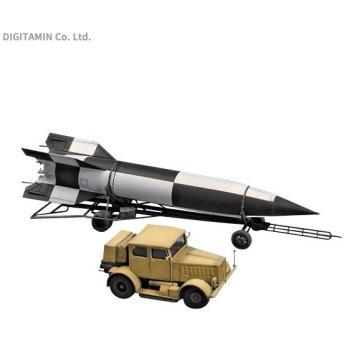 ドイツレベル 1/72 ドイツ重牽引車 SS-100 & トランスポーター & V2ロケット プラモデル 03310 【12月予約】