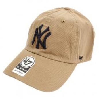 47 フォーティーセブン Yankees CLEAN UP キャップ B-RGW17GWSN