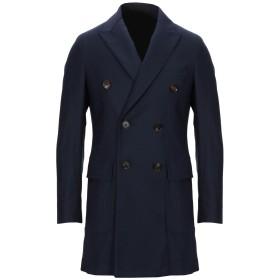 《セール開催中》MARZOTTO メンズ テーラードジャケット ダークブルー 52 バージンウール 100%