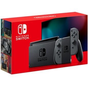 (2019年8月発売新型) NintendoSwitch Joy-Con(L)/(R) グレー HAD-S-KAAAA