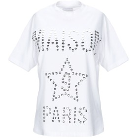 《期間限定セール開催中!》MAISON 9 Paris レディース T シャツ ホワイト XS コットン 100%